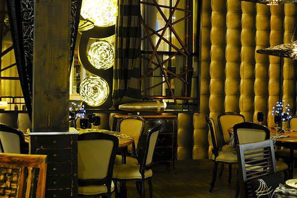 Online reservation in the fashion asia restaurant in Costa Adeje